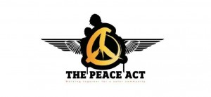 The official Peace Act Logo